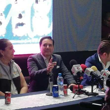 presentan programa del palenque de gallos de la feria san francisco pachuca 2019