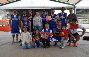 """Realizan con éxito eventos deportivos en la Feria Santiago Tulantepec 2019 """"Orgullo y Tradición"""""""