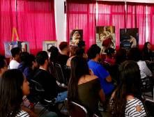 """Realizan en Tizayuca exitosa exposición titulada """"La Mente y El Arte"""" de Ignacio Vázquez de Jesús3"""