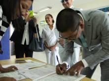Realizan primer matrimonio igualitario en Mineral de la Reforma 2