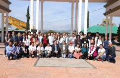 Realizarán 36 jóvenes Mexico-estadounidenses programa de Cultura y Voluntariado en Hidalgo5