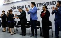 Recibe Secretaría de Gobierno estafeta por la Integridad Institucional1