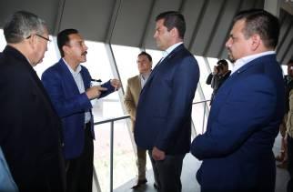 Ricardo Peralta, interlocutor de altura para Hidalgo4