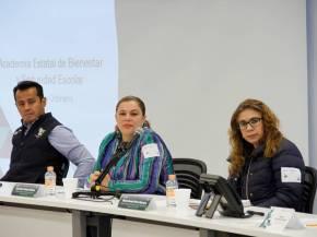 Se realizó reunión de la Academia Estatal de Bienestar y Seguridad Escolar en instalaciones del C5i-1