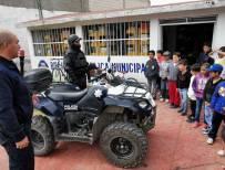 Se suman policías municipales a cursos de verano en Mineral de la Reforma 2