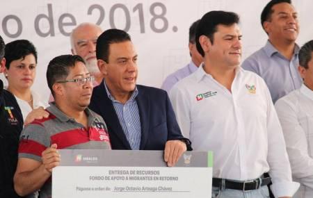 Sedeso mantiene apoyo a migrantes y lanza convocatoria 2019-2