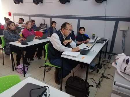 SEPH Y CITNOVA capacitan a docentes en el uso del aula Digital Google