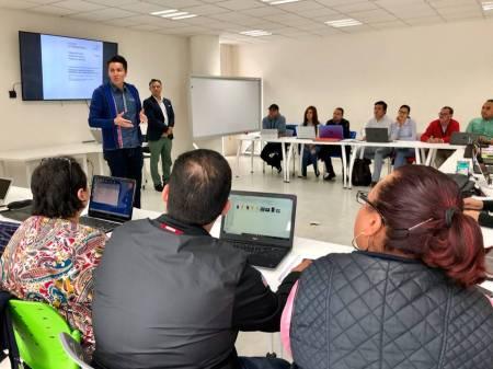 Servidores públicos de contraloría trabajan en certificación internacional de Gestión Anti-Soborno.jpg