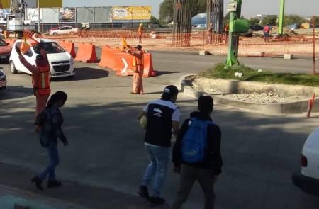 SOPOT informa que continúan los desvíos y cortes a la circulación por trabajos de la Supervía Colosio2.jpg