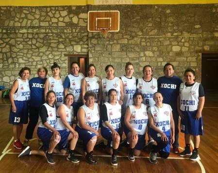 Surgen campeones estatales de Maxibaloncesto1