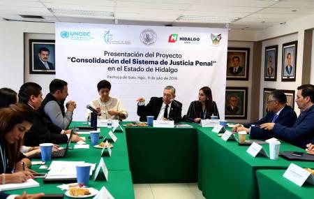 Trabajan Naciones Unidas y Gobierno de Hidalgo en la Consolidación del Sistema de Justicia Penal2