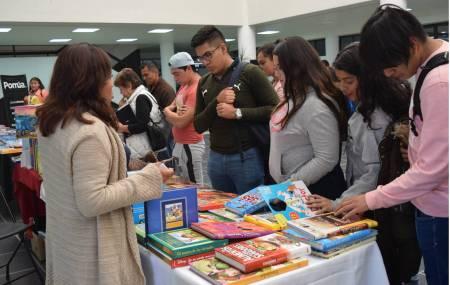 UPMH sede de la 19 Feria del Libro Infantil y Juvenil 2019-2