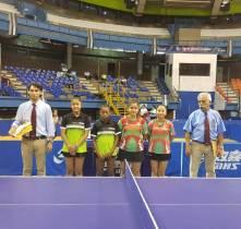 Ximena Figueroa obtiene medallas en el Campeonato Centroamericano de Tenis de mesa2