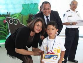 """389 de niños, concluyen curso de verano """"Mis Vacaciones en la Biblioteca"""" en Mineral de la Reforma 1"""