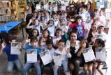 """389 de niños, concluyen curso de verano """"Mis Vacaciones en la Biblioteca"""" en Mineral de la Reforma 4"""