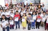"""389 de niños, concluyen curso de verano """"Mis Vacaciones en la Biblioteca"""" en Mineral de la Reforma 5"""