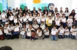 """389 de niños, concluyen curso de verano """"Mis Vacaciones en la Biblioteca"""" en Mineral de la Reforma 6"""