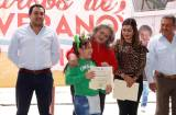 450 Niños de Tizayuca concluyen Curso de Verano 2019-2