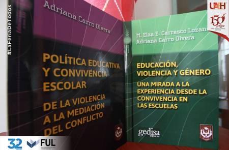 Adriana Carro Olvera presentará sus obras en FUL 2019.jpg
