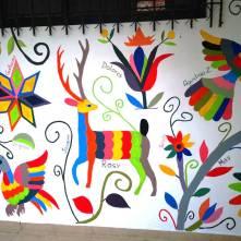 Alcalde de Tizayuca inaugura mural elaborado por adultos mayores2