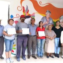 Alcalde de Tizayuca inaugura mural elaborado por adultos mayores5