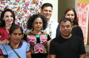 Artesanos de Tenango de Doria exponen en la Ciudad de México4