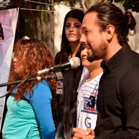 Celebran IMJ de Mineral de la Reforma, Día Internacional de la Juventud