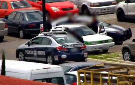 Con análisis criminal, C5i de Hidalgo detecta vehículo 4