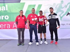 Con carrera atlética, SSPH conmemora Día Nacional del Bombero 3