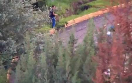 Con videovigilancia, Policía Estatal asegura a 2