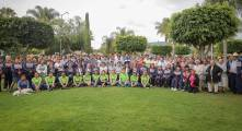 Con visita a parque acuático festejan DIF municipal a adultos mayores de Mineral de la Reforma5