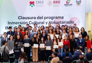 Concluye programa de Inmersión Cultural y Voluntariado5