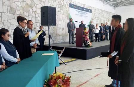 Concluyen estudios adolescentes en internamiento en Hidalgo1