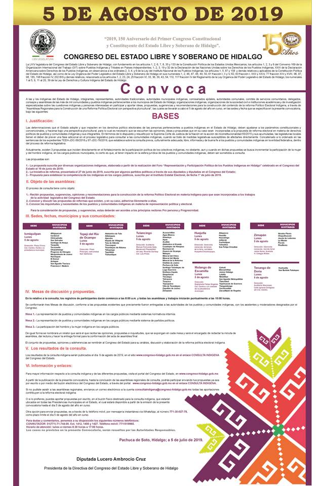 Convocatoria Consulta Indigena2