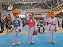 "Destaca escuela técnico deportiva municipal de Mineral de la Reforma en Torneo Abierto de Taekwondo ""Iridia Salazar"" 2"