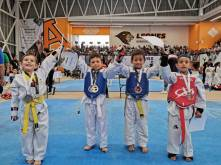 "Destaca escuela técnico deportiva municipal de Mineral de la Reforma en Torneo Abierto de Taekwondo ""Iridia Salazar"" 4"