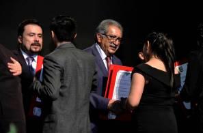 Egresados de la UPT recibieron sus Títulos, Cédulas y Registros Profesionales 1