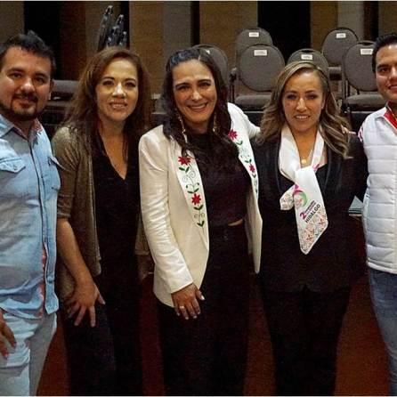 El PRI es el partido de las mujeres, Yarely Melo