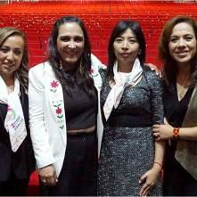 El PRI es el partido de las mujeres, Yarely Melo3