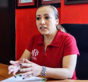 El Revolucionario Institucional le apuesta a mujeres y hombres capacitados, Alma Nayely Barraza