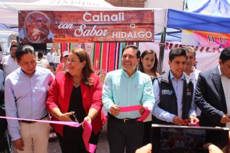 En el Marco del 1er. Encuentro Turístico Regional de la Sierra Gorda 2019, se inaugura el 7º Corredor Turístico en Hidalgo.jpg