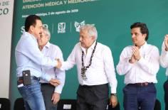 En Hidalgo nos llevamos bien con el gobernador Omar 5
