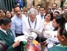 En Hidalgo nos llevamos bien con el gobernador Omar 9