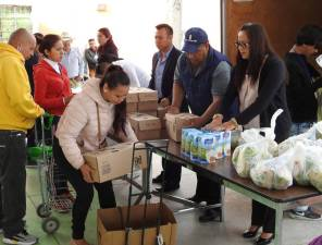 Entregan Programa Alimentario para niños no escolarizados en Tolcayuca1