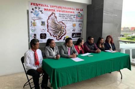 "Festival Internacional de Danza Folklorica Dangonhei ""Fiesta grande de la danza 2019"" Tizayuca"