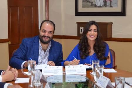 Firman Convenio de Colaboración STPSH y CDHEH para fortalecer los derechos humanos laborales.jpg