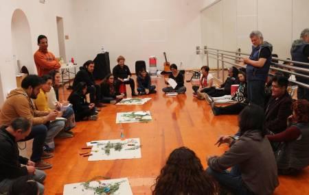Fortalece Centro de las Artes procesos de capacitación en educación artística