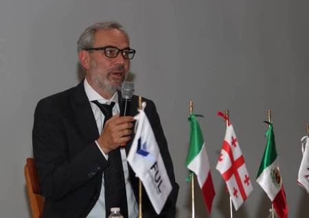 Georgia abierto al intercambio comercial, afirmó embajador en la FUL 2019-1