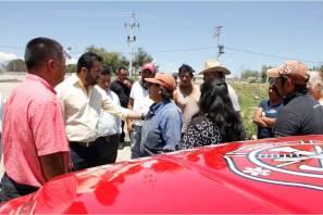 Gobierno de Hidalgo atiende necesidades de familias afectadas por lluvias en Tizayuca