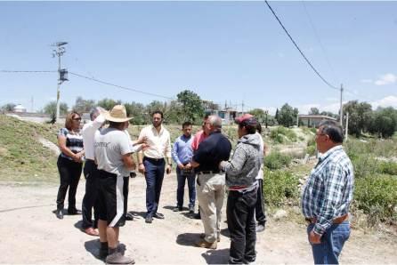 Gobierno de Hidalgo atiende necesidades de familias afectadas por lluvias en Tizayuca4